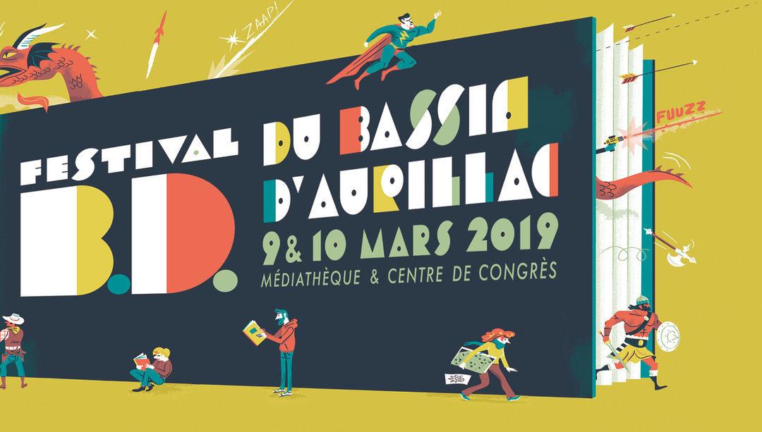 Le Festival BD au Théâtre…