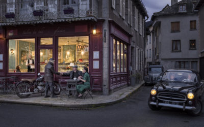 Exposition / Photographies de D. Loubière et L. Landré