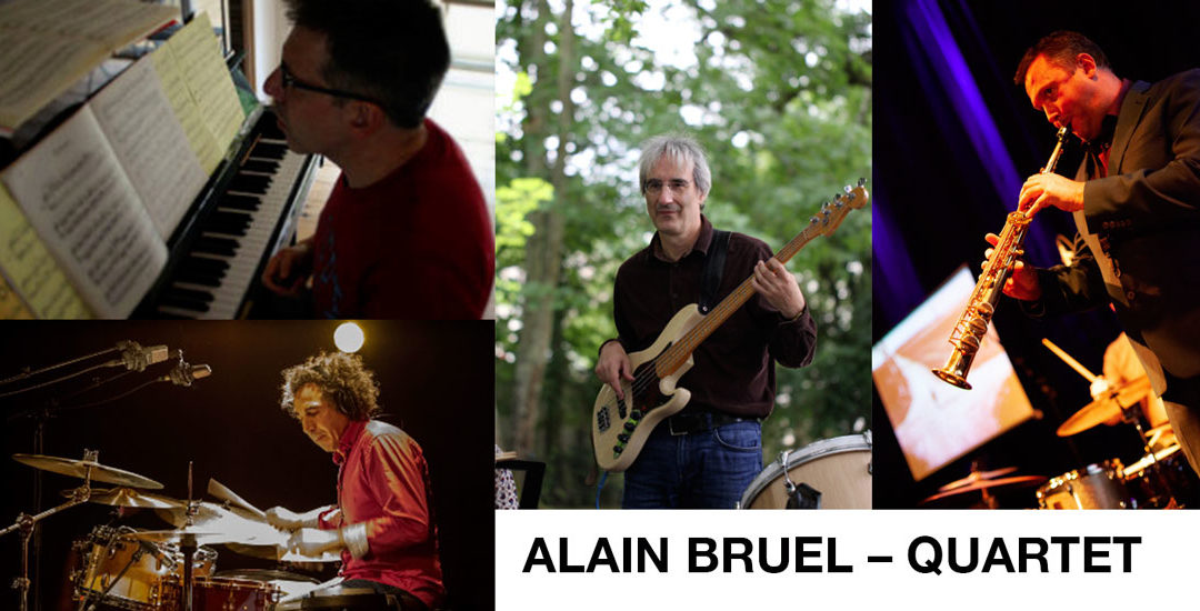 CONCERT / Alain Bruel Quartet
