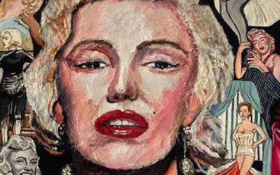 EXPOSITION / Peintures et collages de Josselin Pietri